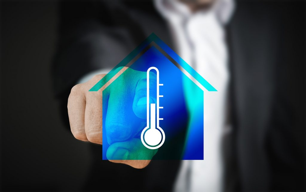 Heat Pump for Smart Home