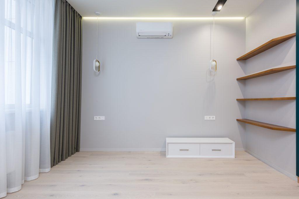 AC Unit in a Home